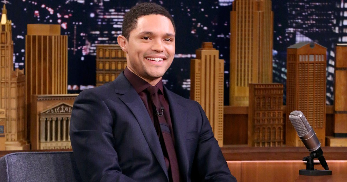 Trevor Noah makes a reggae song out of Trump's words