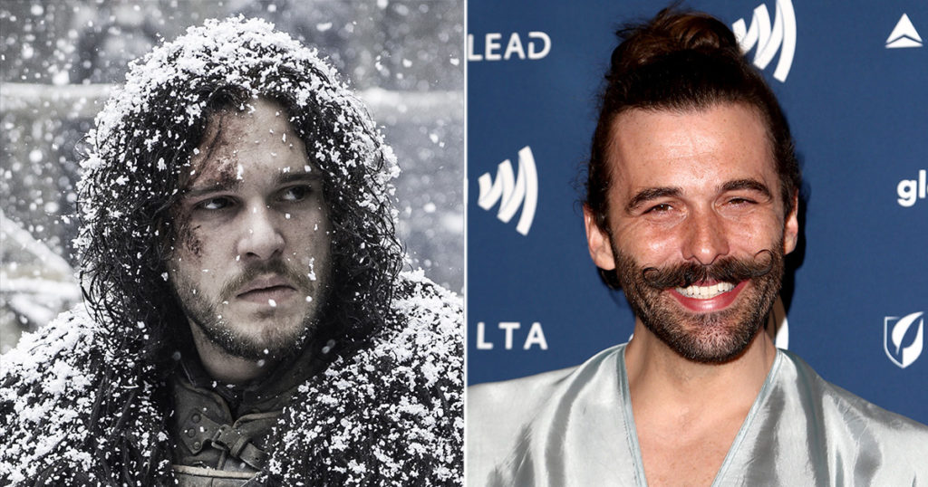 Jonathan Van Ness returning for final season of recap show Gay of Thrones