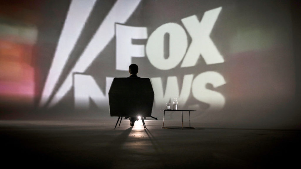 The Night Fox News and Trump Became One